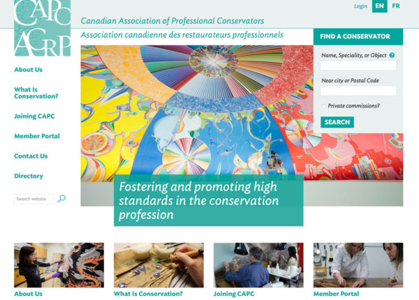 Canadian Association of Professional Conservators